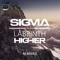 Sigma, Labrinth – Higher [Remixes]