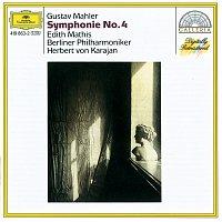 Edith Mathis, Michel Schwalbé, Berliner Philharmoniker, Herbert von Karajan – Mahler: Symphony No.4