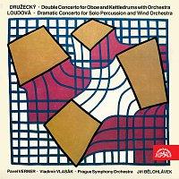 Různí interpreti – Družecký: Dvojkoncert pro hoboj a tympány s doprovodem orchestru, Loudová: Dramatic Concerto pro sólové bicí nástroje a dechy