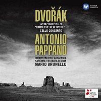 Antonio Pappano, Orchestra dell'Accademia Nazionale di Santa Cecilia, Roma, Mario Brunello – Dvorak: Symphony No.9 & Cello Concerto