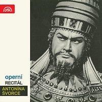 Antonín Švorc, Orchestr Smetanova divadla v Praze – Operní recitál Antonína Švorce