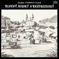 Přední strana obalu CD Dlouhý, Široký a Krátkozraký