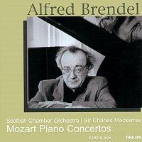 Přední strana obalu CD Mozart: Piano Concertos Nos.22 & 27