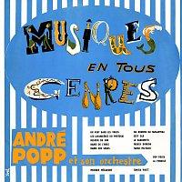 André Popp – Musiques en tous genres