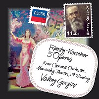 Kirov Opera & Orchestra of The Mariinsky Theatre, Valery Gergiev – Rimsky-Korsakov: 5 Operas