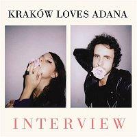 Přední strana obalu CD Interview