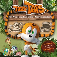 Tiger Taps – 01: Tiger Taps und das Dschungel-Gespenst / Die aufregende Schatzsuche