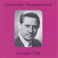 Lebendige Vergangenheit - Georges Thill