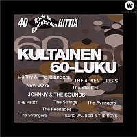 Various Artists.. – Kultainen 60-luku - 40 Rockhittia