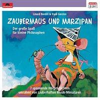 Přední strana obalu CD Zaubermaus und Marzipan
