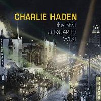 Přední strana obalu CD Charlie Haden - The Best Of Quartet West