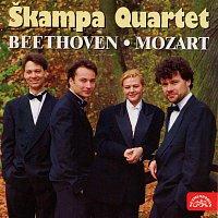 "Ronald van Spaendonck, Škampovo kvarteto – Beethoven, Mozart: Smyčcový kvartet e moll ""Razumovský"" - Kvintet A dur"