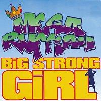 Přední strana obalu CD Big Strong Girl