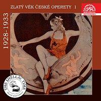 Různí interpreti – Historie psaná šelakem - Zlatý věk české operety 1 1928-1933