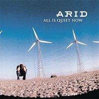 Přední strana obalu CD All Is Quiet Now