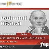 Ladislav Mrkvička – Obsluhoval jsem anglického krále (MP3-CD)