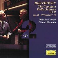 Yehudi Menuhin, Wilhelm Kempff – Beethoven: The Complete Violin Sonatas Vol.II