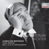 "Beethoven: Sonáty pro klavír č. 7, 12 a 23 ""Appassionata"". Russian Masters"