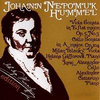 Milan Telecký, Juraj Alexander, Helen Gáfforová, Alexander Cattarino – Sonatas