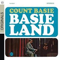 Přední strana obalu CD Basie Land