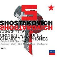 Různí interpreti – Shostakovich: Orchestral Music & Concertos