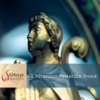 Choeur des moines de l'Abbaye de Solesmes, Dom Jean Claire – Abbaye solesmes-Ascension Pentecote Trinite