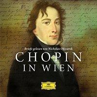 Přední strana obalu CD Chopin in Wien