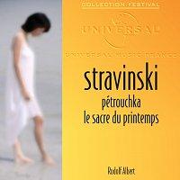 Rudolf Albert, Orchestre Des Cento Soli, Yvonne Loriod – Stravinski: Pétrouchka-Le sacre du printemps