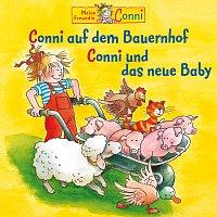 Conni – Conni auf dem Bauernhof / Conni und das neue Baby
