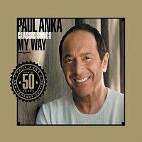 Přední strana obalu CD Classic Songs, My Way