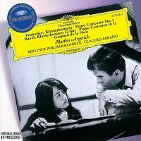 Martha Argerich, Berliner Philharmoniker, Claudio Abbado – Prokofiev: Piano Concerto No.3 / Ravel: Piano Concerto in G major