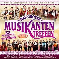 Různí interpreti – Das große Musikantentreffen - Folge 39