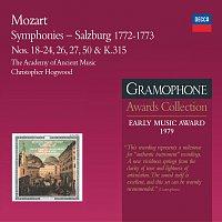 The Academy of Ancient Music, Christopher Hogwood, Jaap Schroder – Mozart: The Symphonies, Vol.3