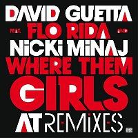 David Guetta, Flo Rida, Nicki Minaj – Where Them Girls At (feat. Nicki Minaj & Flo Rida) [Remixes]