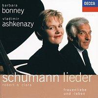 Přední strana obalu CD Robert & Clara Schumann Lieder - Frauenliebe und -Leben