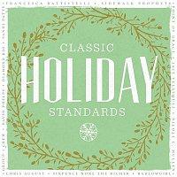Přední strana obalu CD Classic Holiday Standards