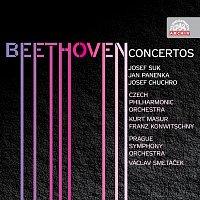 Josef Suk, Jan Panenka, Josef Chuchro – Beethoven: Kompletní koncerty
