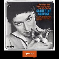 Catherine Sauvage – Heritage - Chansons Francaises Du Canada - Philips (1966)