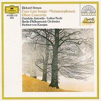 Gundula Janowitz, Berliner Philharmoniker, Herbert von Karajan – Strauss, R.: Four Last Songs; Metamorphoses; Oboe Concerto