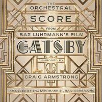 Přední strana obalu CD The Orchestral Score From Baz Luhrmann's Film The Great Gatsby