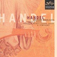 Sir Andrew Davis, Toronto Mendelssohn Choir, Elmer Iseler Singers, Florence Quivar – Handel: Messiah - Highlights