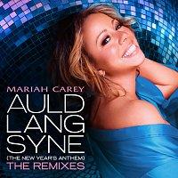 Přední strana obalu CD Auld Lang Syne (The New Year's Anthem) The Remixes