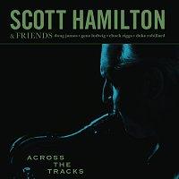 Přední strana obalu CD Across The Tracks