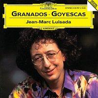 Přední strana obalu CD Granados: Goyescas