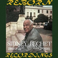 Sidney Bechet, Martial Solal – Sidney Bechet / Martial Solal Quartet - Complete Recordings (HD Remastered)