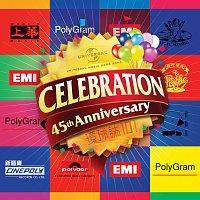 Přední strana obalu CD Celebration 45th Anniversary Huan Qiu Zhi 101