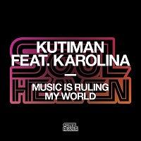 Kutiman, Karolína – Music Is Ruling My World