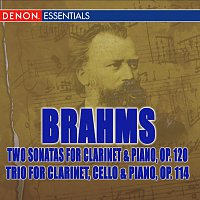 Různí interpreti – Brahms: Two Sonatas for Clarinet and Piano, Op. 120 and Trio for Clarinet, Cello, and Piano, Op. 114
