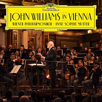 Přední strana obalu CD John Williams in Vienna