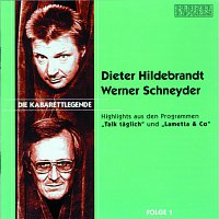 Werner Schneyder – Die Kabarettlegende - Folge 1 (Dieter Hilderbrandt & Werner Schn